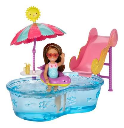 Аксессуары Barbie Игровые наборы Развлечения Челси DWJ45 DWJ47