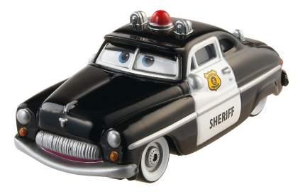 Машинка Cars Тачки 2 Шериф W1938 DLY64