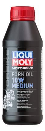 Синтетическое масло для вилок и амортизаторов Motorbike Fork Oil Medium 10W