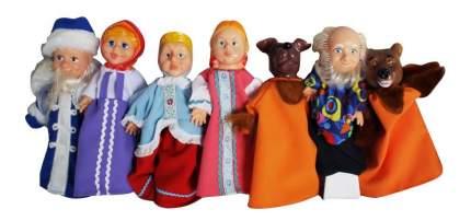 Игровой набор Весна Кукольный театр 7 персонажей набор 2 В300