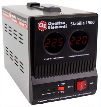 Однофазный стабилизатор QUATTRO ELEMENTI 772-050