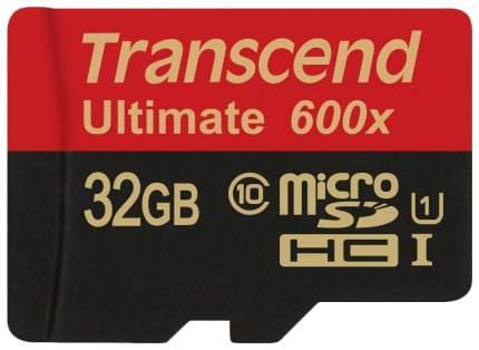 Карта памяти Transcend Micro SDHC Ultimate TS32GUSDHC10U1 32GB