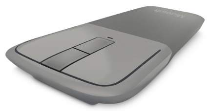 Беспроводная мышь Microsoft Arc Touch Wireless Silver (7MP-00015)