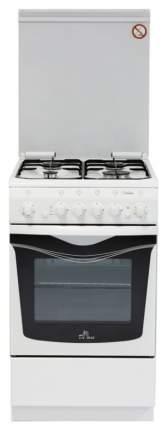 Газовая плита DeLuxe 506040.03г White