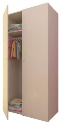 Шкаф Фея двухсекционный Слоновая кость