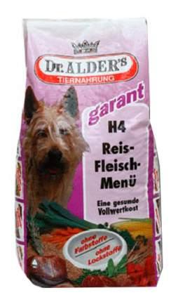Корм для собак Dr. Alder's говядина, рис, с нормальной активностью 15 кг
