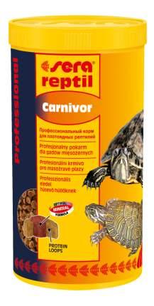 Корм для рептилий SERA Reptil Professional Carnivor, 1000мл