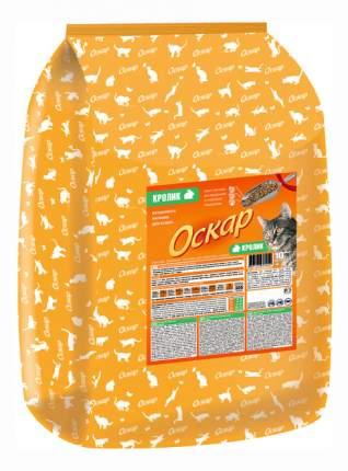 Сухой корм для кошек Оскар, профилактика МКБ, ягненок, 10кг