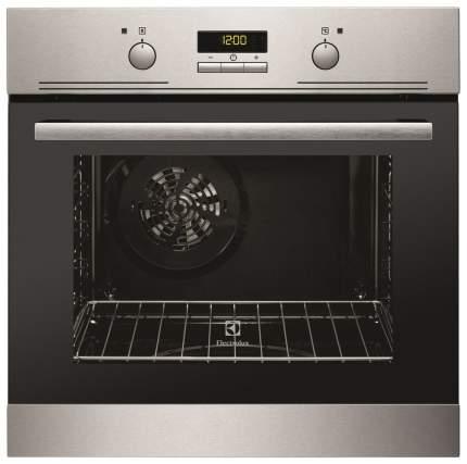 Встраиваемый электрический духовой шкаф Electrolux EZB53410AX Silver/Black