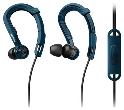 Наушники Philips SHQ3405 Blue