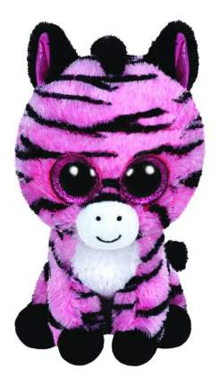 Мягкая игрушка TY Beanie Boos Зебра Zoey 25 см