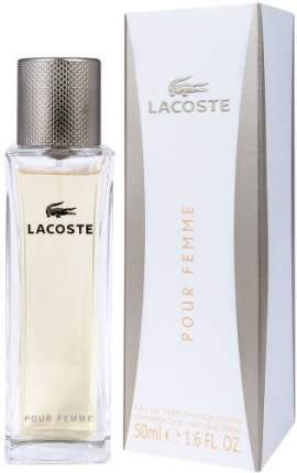 Парфюмерная вода LACOSTE Pour Femme 50 мл