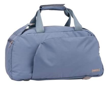 Дорожная сумка Polar П7072 серая 48 x 25 x 20