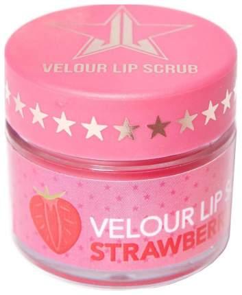 Скраб для губ Jeffree Star Velour Lip Scrub Strawberry Gum 30 г