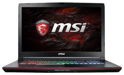 Ноутбук игровой MSI Apache GE72MVR 7RG-016XRU 9S7-179C11-016