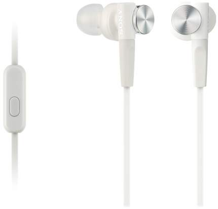 Наушники Sony Extra Bass XB50 White