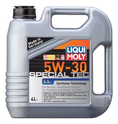 Моторное масло Liqui moly Special Tec LL 5W-30 4л