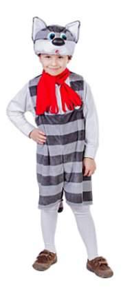 Карнавальный костюм Карнавалия Кот Матрос рост 122-128 см (4-7 лет)