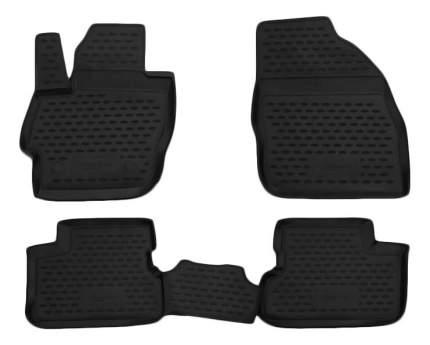 Комплект ковриков в салон автомобиля Autofamily для Mazda (NLC.33.17.210k)