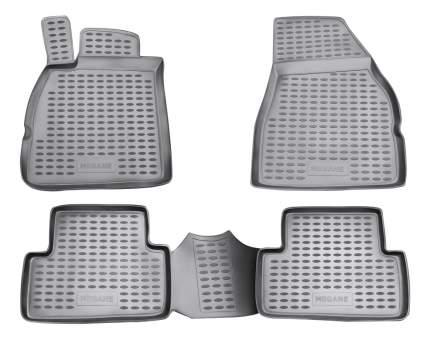 Комплект ковриков в салон автомобиля Autofamily для Renault (NLC.41.07.210)