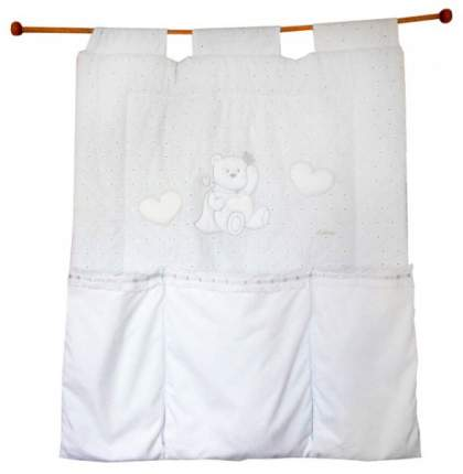 Настенный карман Italbaby Principini белый