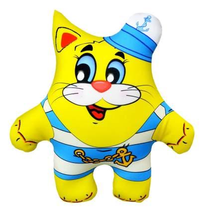 Игрушка-антистресс Оранжевый кот Кот Морячок 03
