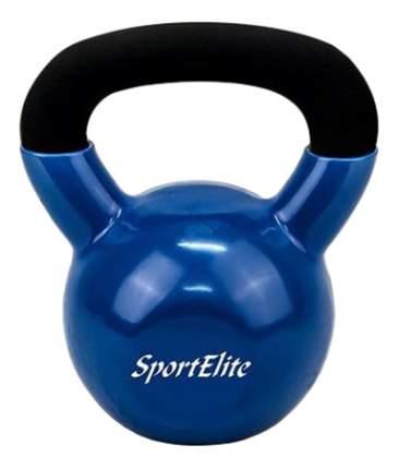 Гиря цельнолитая SportElite ES-0289 16 кг