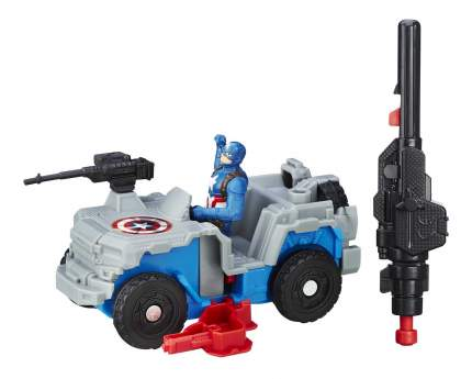 Игровой набор Marvel Hasbro Marvel Captain America