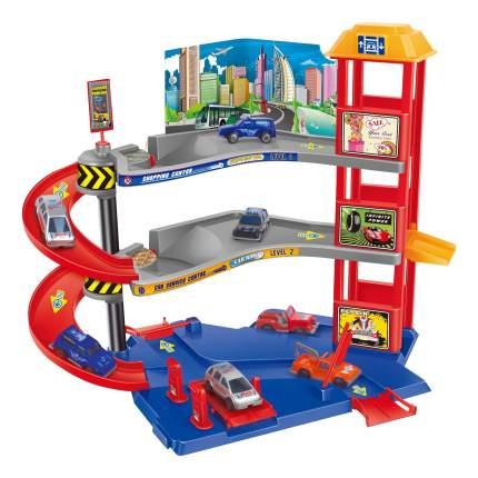 Парковка игрушечная Dave Toy Парковочная башня