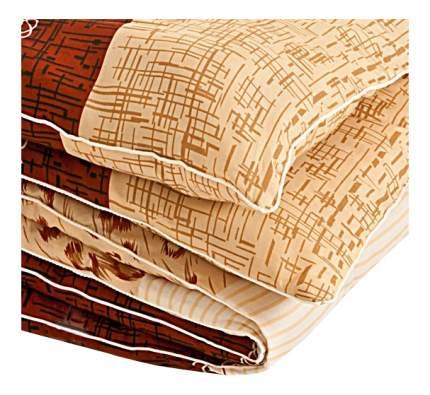 Одеяло Легкие сны Золотое руно теплое 140 х 205 см