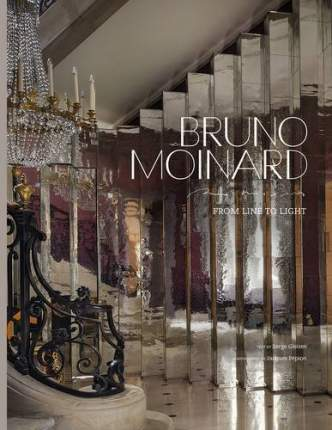 Книга Bruno Moinard, From Line to Light