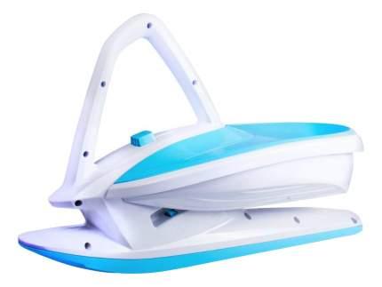 Снегокат детский одноместный Gizmo Riders Skidrifter бело-синий