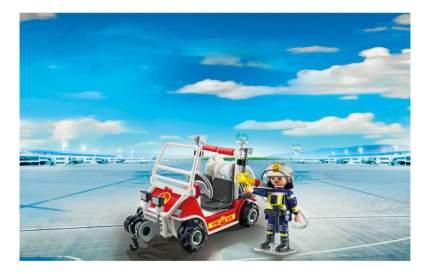 Машина спецслужбы PLAYMOBIL Пожарный квадроцикл