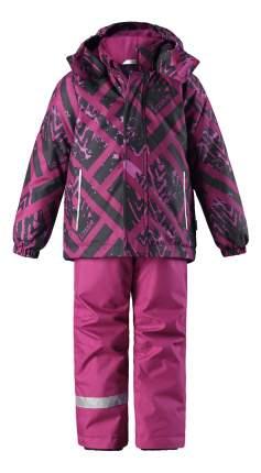Комплект верхней одежды Lassie, цв. розовый р. 98