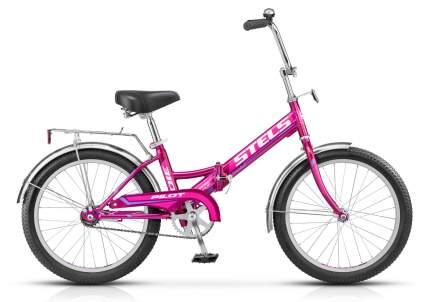 """Велосипед Stels Pilot 310 20 2017 13"""" фиолетовый"""