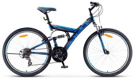 """Велосипед Stels Focus V 18-Speed V030 2017 18"""" blue"""
