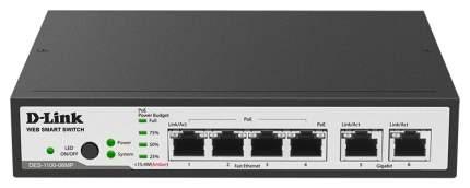 Коммутатор D-Link DES-1100-06MP/A1A
