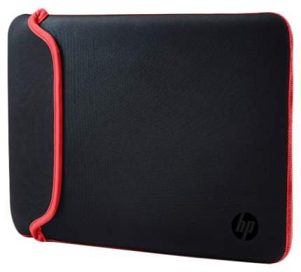 "Чехол для ноутбука 13.3"" HP Chroma Reversible Sleeve красный/черный"