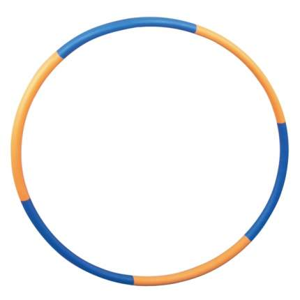 Гимнастический обруч Hawk HKHL 107 90 см синий/оранжевый