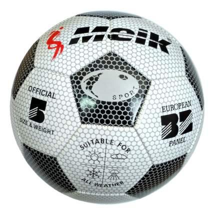 Футбольный мяч Meik 3009 R18023 №5 white/black