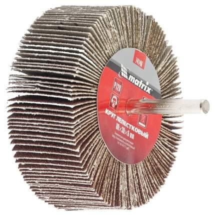 Круг лепестковый для дрелей, шуруповертов MATRIX 74140