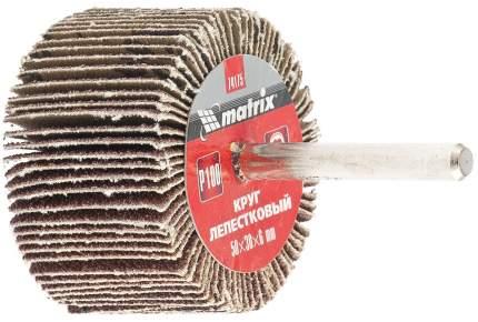 Круг лепестковый для дрелей, шуруповертов MATRIX 74177