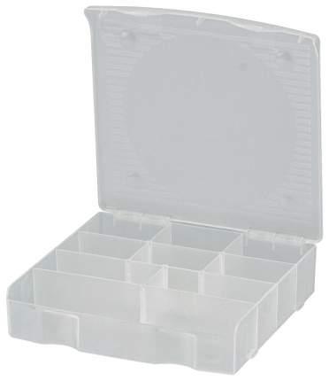 Блок для мелочей (17x16 см) прозрачный матовый// Сибртех