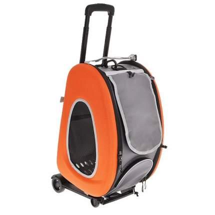 Сумка-переноска IBIYAYA 30x34x58см оранжевый