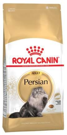 Сухой корм для кошек ROYAL CANIN Persian Adult, персидская, домашняя птица, 4кг