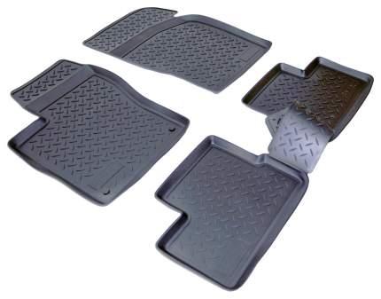 Комплект ковриков в салон автомобиля для Daewoo Norplast (NPL-Po-15-31)