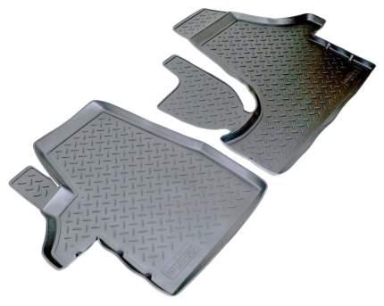 Комплект ковриков в салон автомобиля для Volkswagen Norplast (NPL-Po-95-85)
