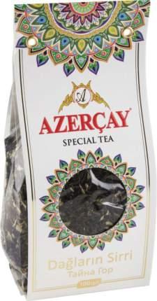 Чай зеленый Азерчай тайна гор с чабрецом байховый 100 г