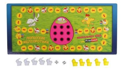 Семейная настольная игра Play Land Лопоухие Желторотики A-829