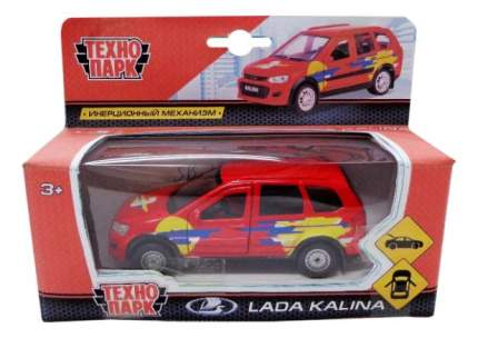 Машинка Технопарк Lada Kaalina Sport